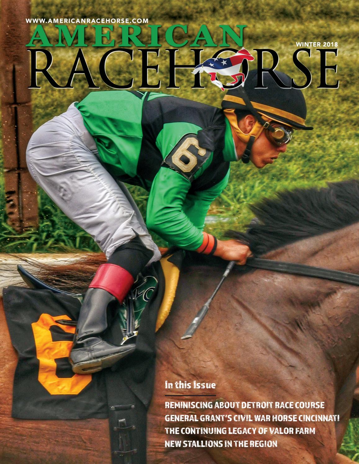 American Racehorse - Winter 2018 by American Racehorse (formerly ...