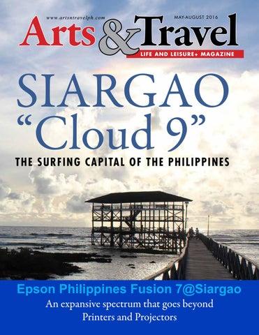 Arts Travelmagazine Siargao By Arts Travel Magazine Issuu