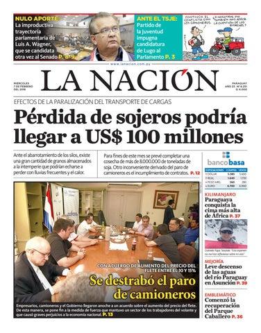 DIARIO LA NACIÓN - EDICIÓN 8.251 by La Nación - issuu 3e52b10e3757f
