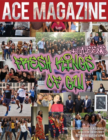 Sept '17: Fresh Kings & Queens of GW by The ACE Magazine - issuu Degree Map Gwu on