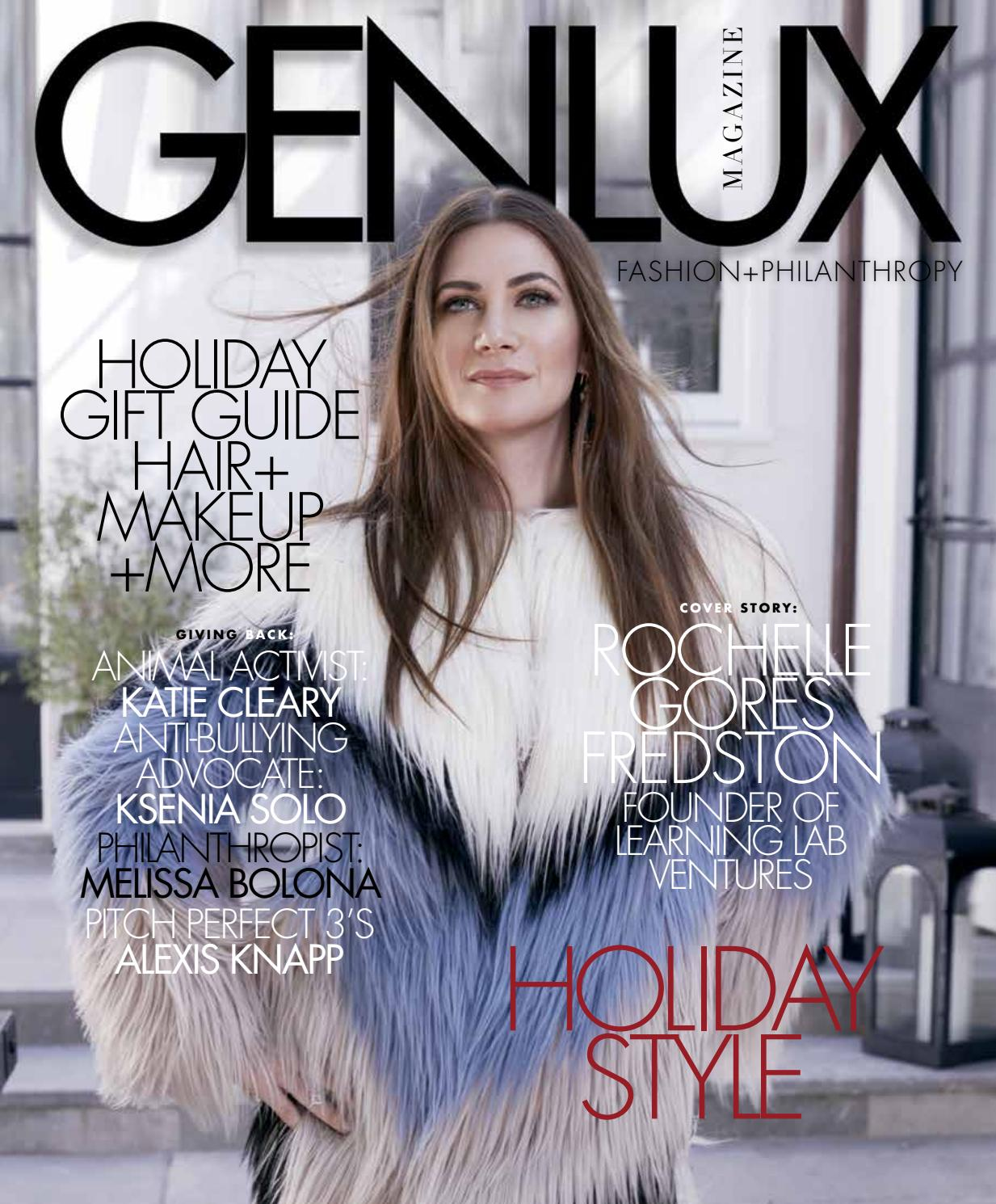 Genlux Holiday 2017 By Issuu Beauty Creations Cosmetics 35 Pro Palette Ilena