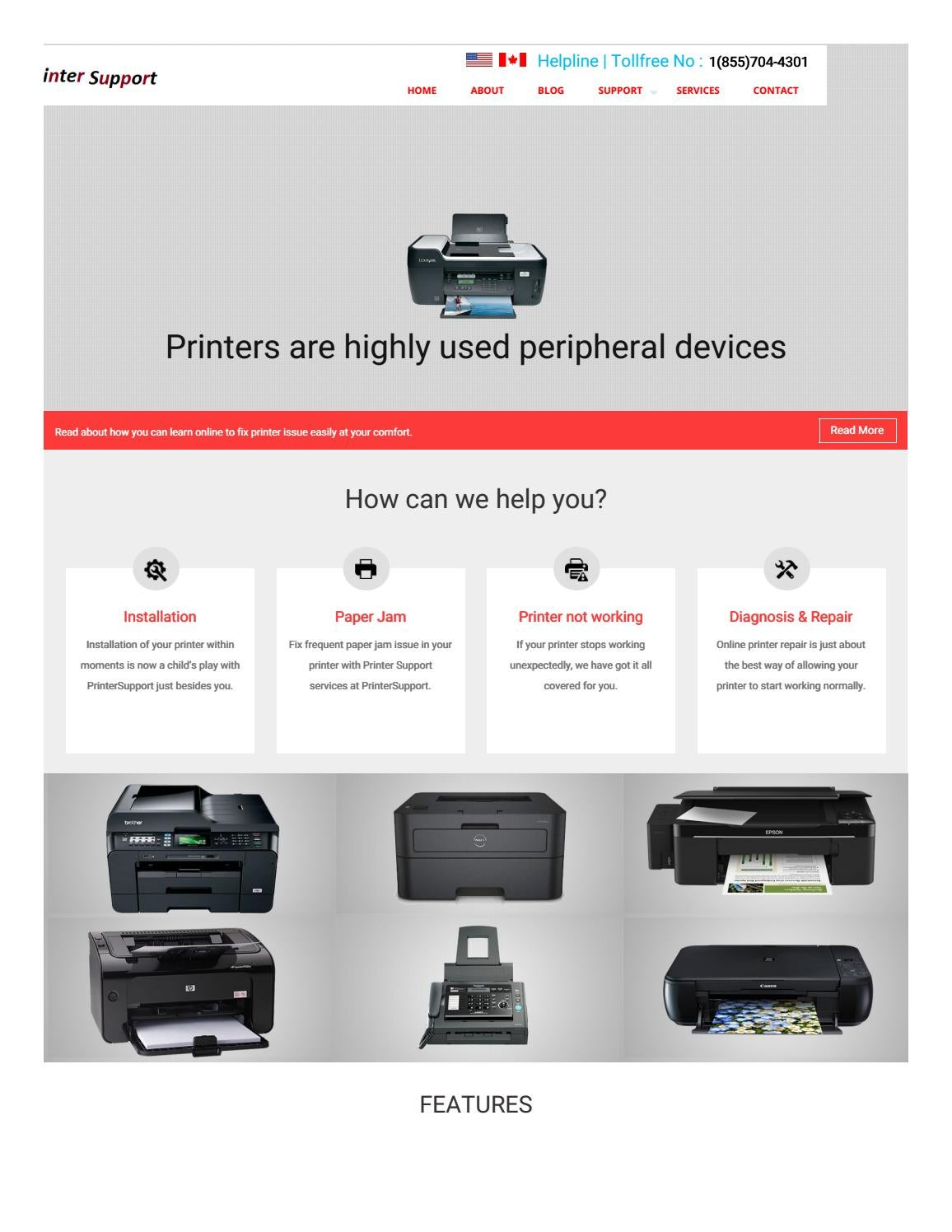 Printer support phone number 1(855)704 4301 by leo329226 - issuu