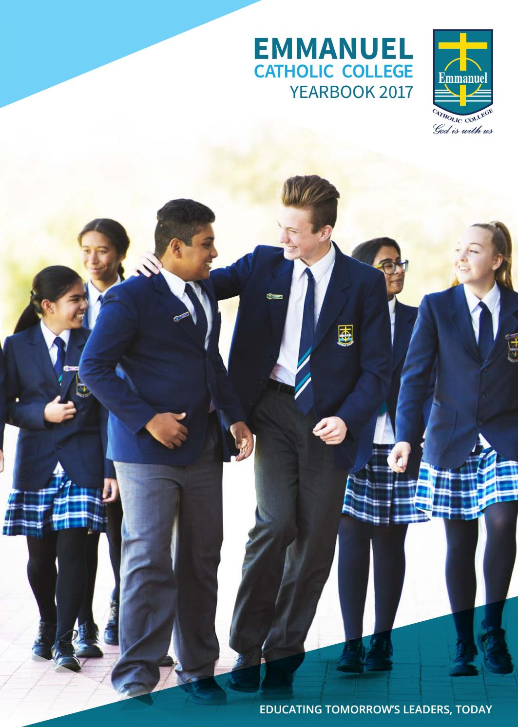 Emmanuel Catholic College Yearbook by emmanuel1152 - issuu
