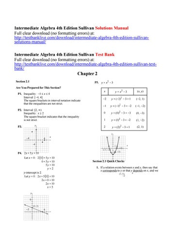 Sullivan palatek 15d manual by p9749 issuu intermediate algebra 4th edition sullivan solutions manual publicscrutiny Choice Image