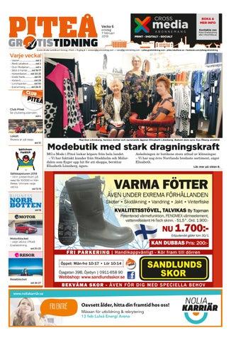 premium selection 2955c 4e345 Piteå Gratistidning by Svenska Civildatalogerna AB - issuu