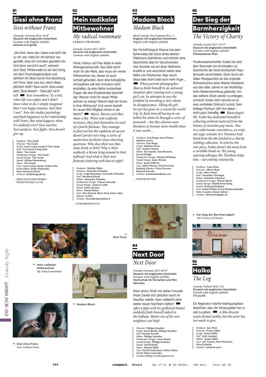 LAKFF 2018 by Landshuter Kurzfilmfestival - issuu