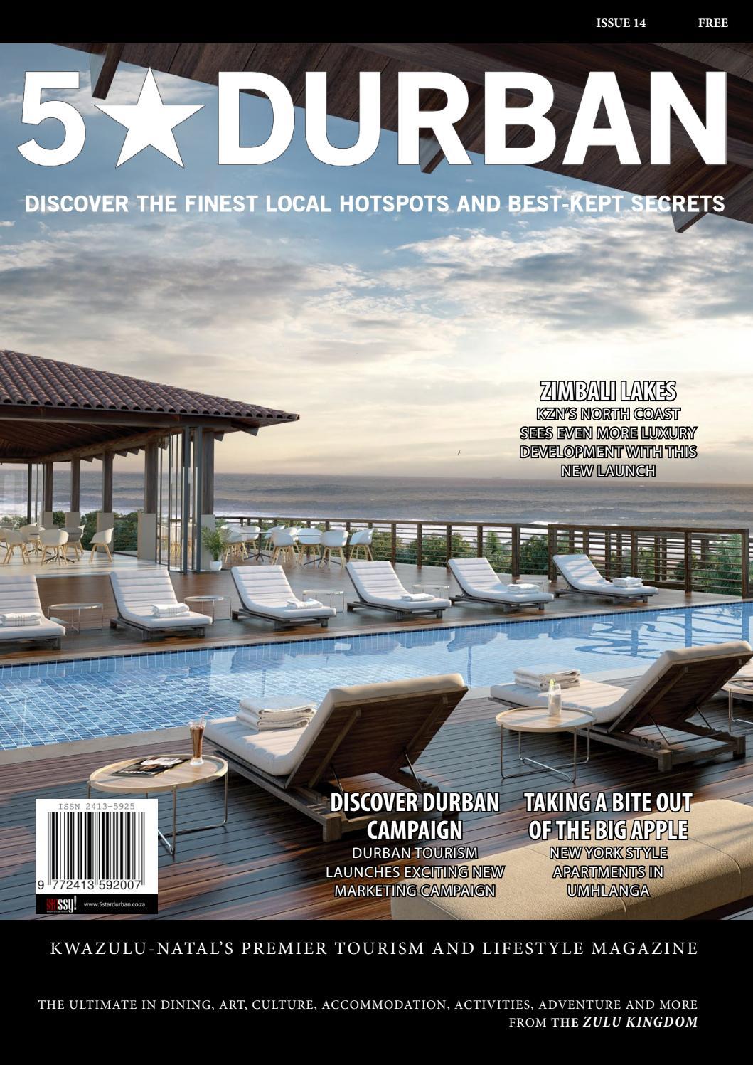 5 Star Durban Issue 14 by