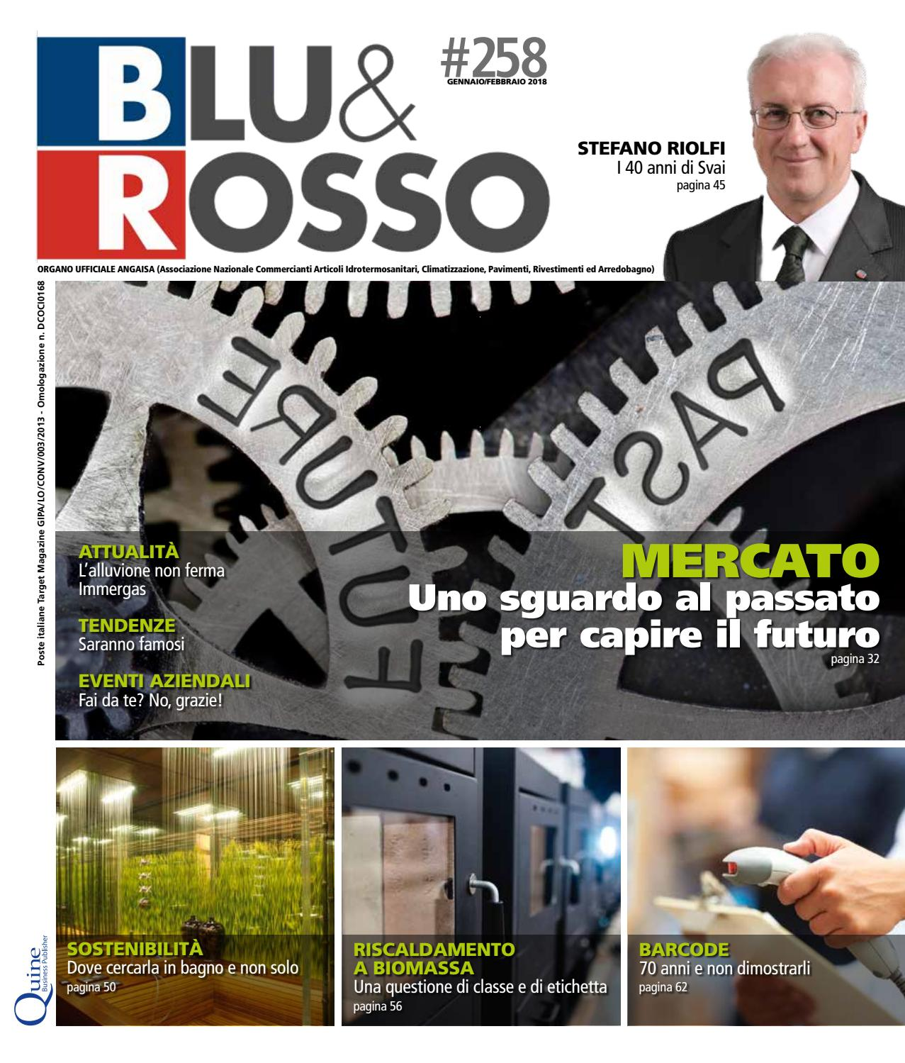 BLU ROSSO n°258 - Gennaio Febbraio by Quine Business Publisher - issuu 30b46286341