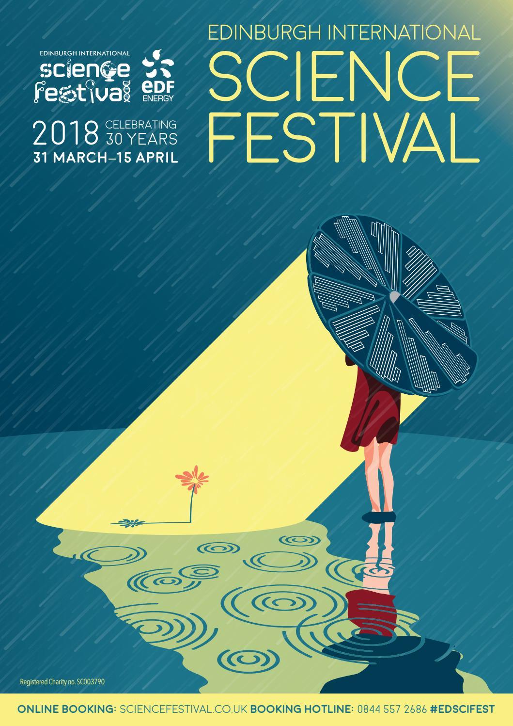 Edinburgh International Science Festival 2018 by Edinburgh ...
