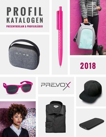 Prevox profilkatalogen 2018 by prevoxreklam - issuu 9e56a9fd99992