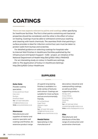 Page 26 of Coatings