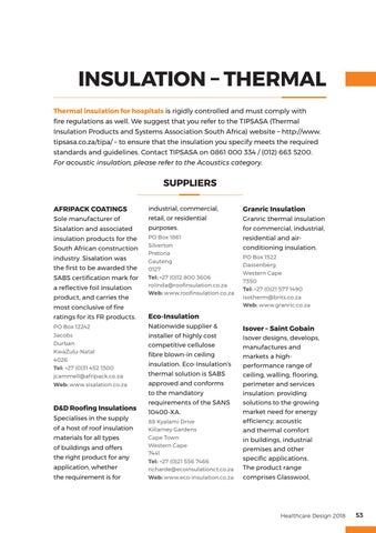 Page 53 of Thermal Insulation