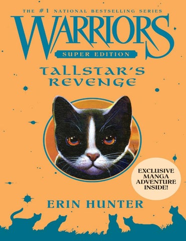 Warrior Cats Special Edition Tallstars Revenge Pdf By Ola Florek