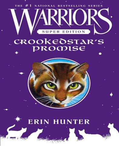 Warrior cats special edition crookedstars promise by Ola