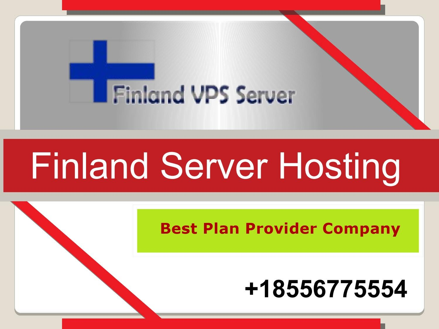 Finland dedicated server and cheap vps hosting plan provider