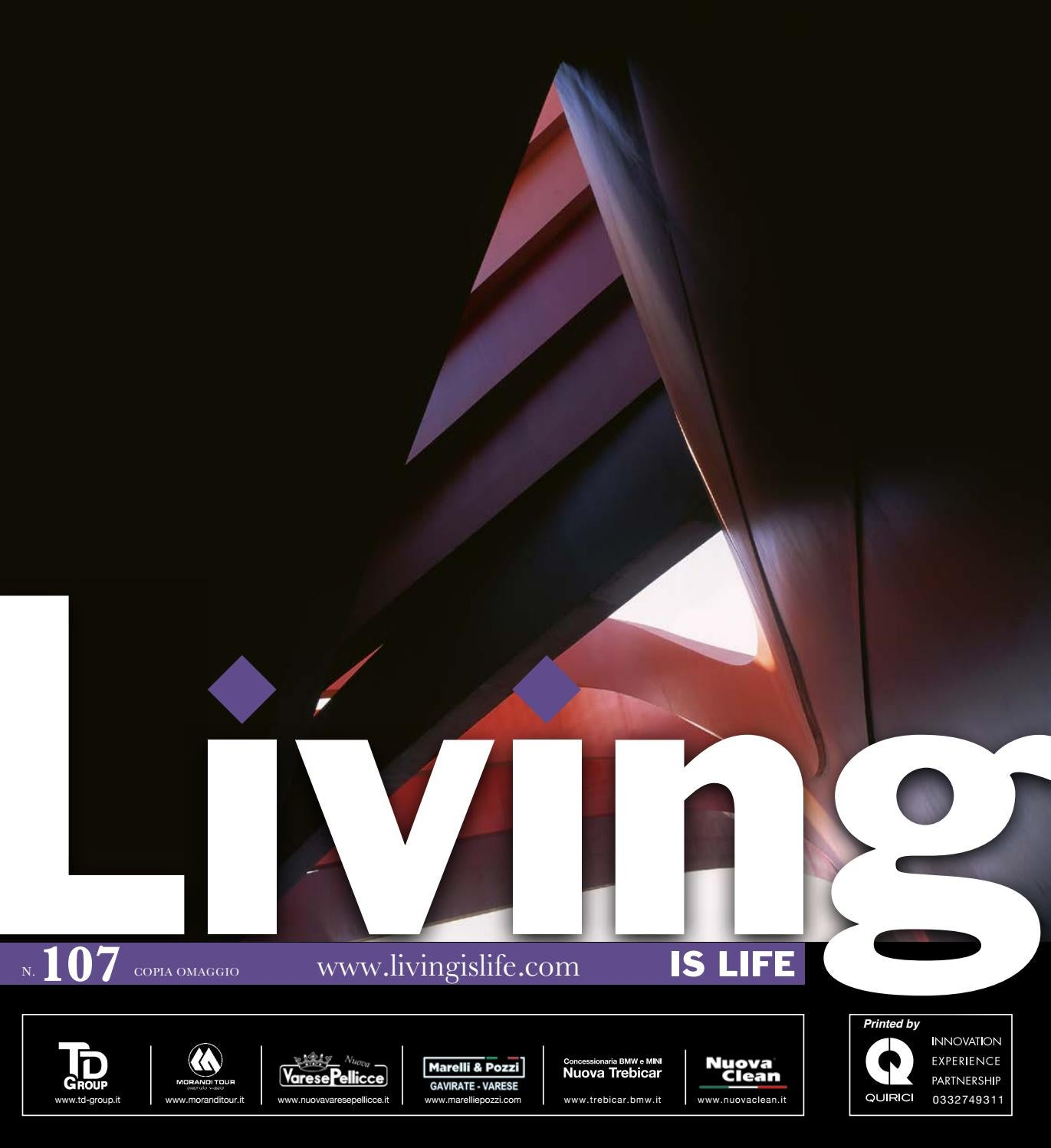 Living Is Life 107 by Living Is Life - issuu 4ff0370f582