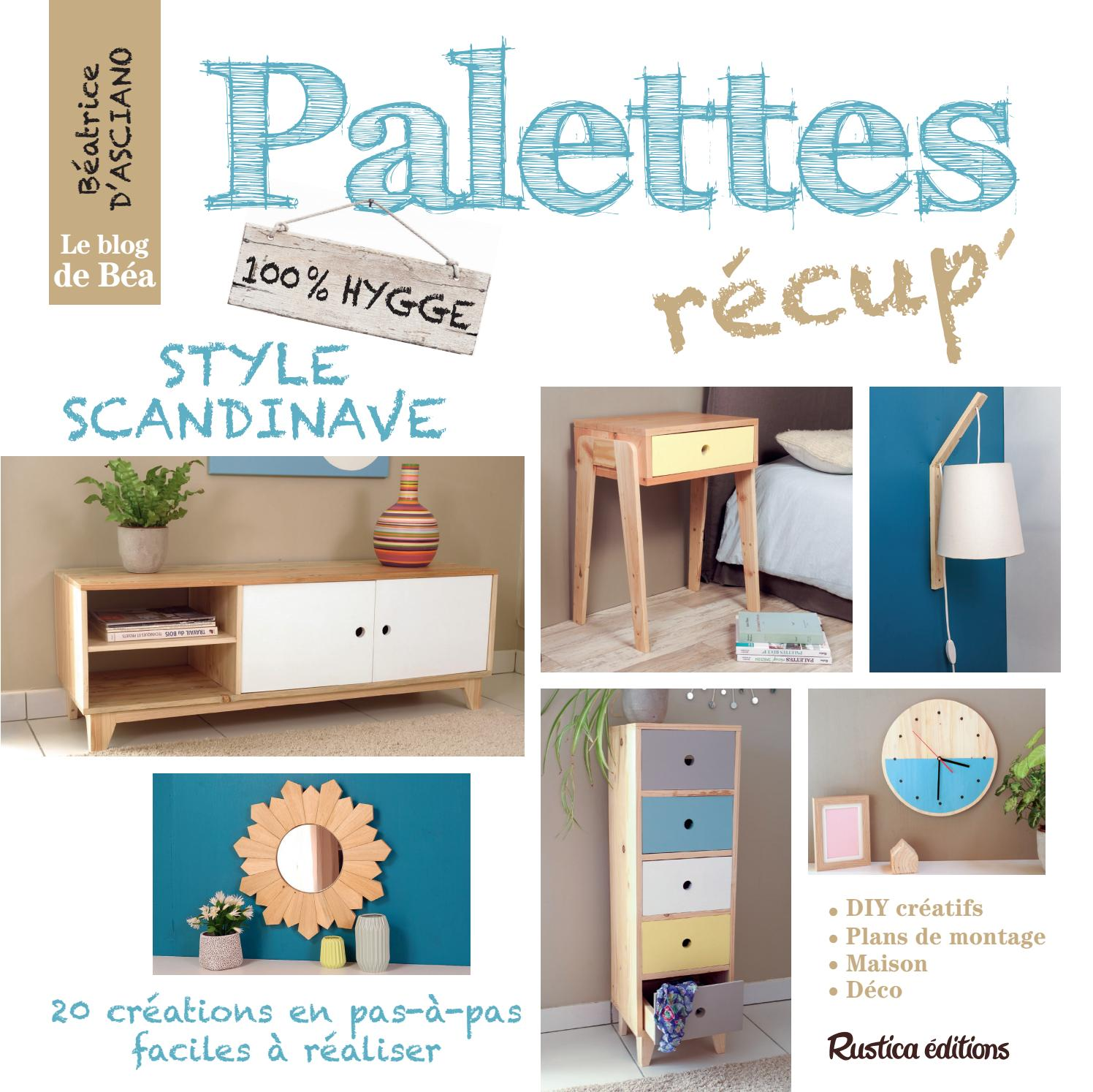 Editions Palettes Scandinave Rustica By Ext Fleurus Issuu 8mNn0vw