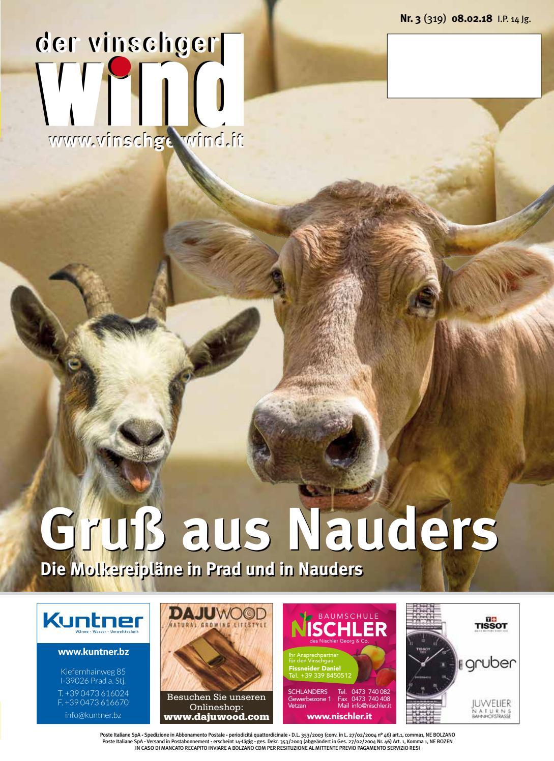 Vinschgerwind Ausgabe 3 18 Vinschgau Sudtirol By Vinschgerwind Issuu