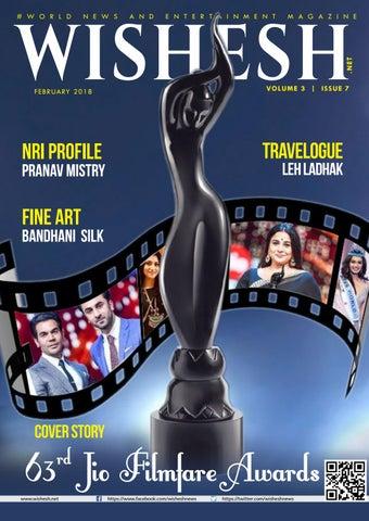 62 jio filmfare award 2017 full show download