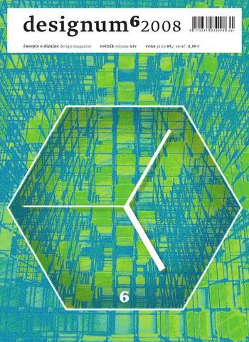 8ece5c5e6acd6 Designum 6/2008 by Slovenské centrum dizajnu - issuu
