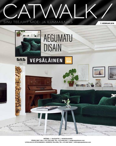 c0bf4286c8d Catwalk (Jaanuar 2018) by AS Ekspress Meedia - issuu