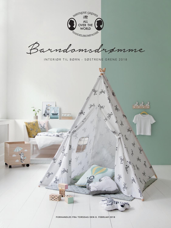 Picture of: Dk Mobile Sostrene Grenes Interior Til Born 2018 By Sostrene Grene Issuu
