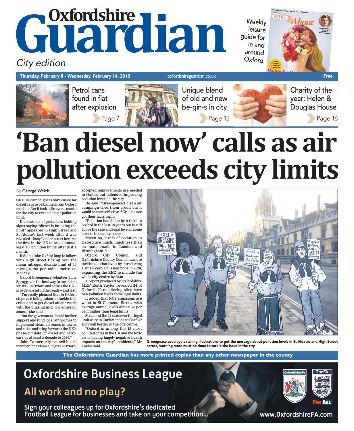 08 february 2018 oxfordshire guardian city