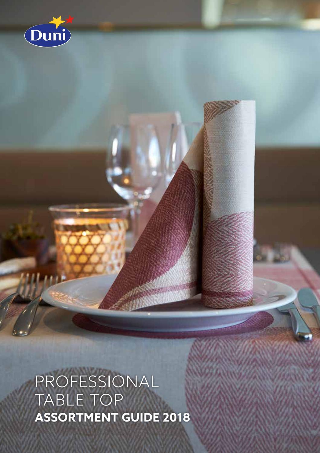 Duni Premium Paper Napkins 33cm 3-Ply White Premium Serviettes 250 1000 500