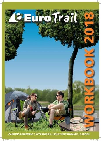 Eurotrail Veldbed Nice.Eurotrail Katalog 2018 By Gomarket Pl Issuu