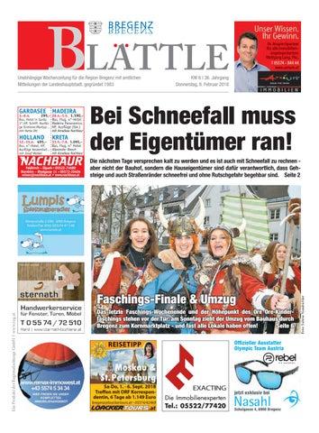Bregenzer Blättle 06 By Regionalzeitungs GmbH   Issuu