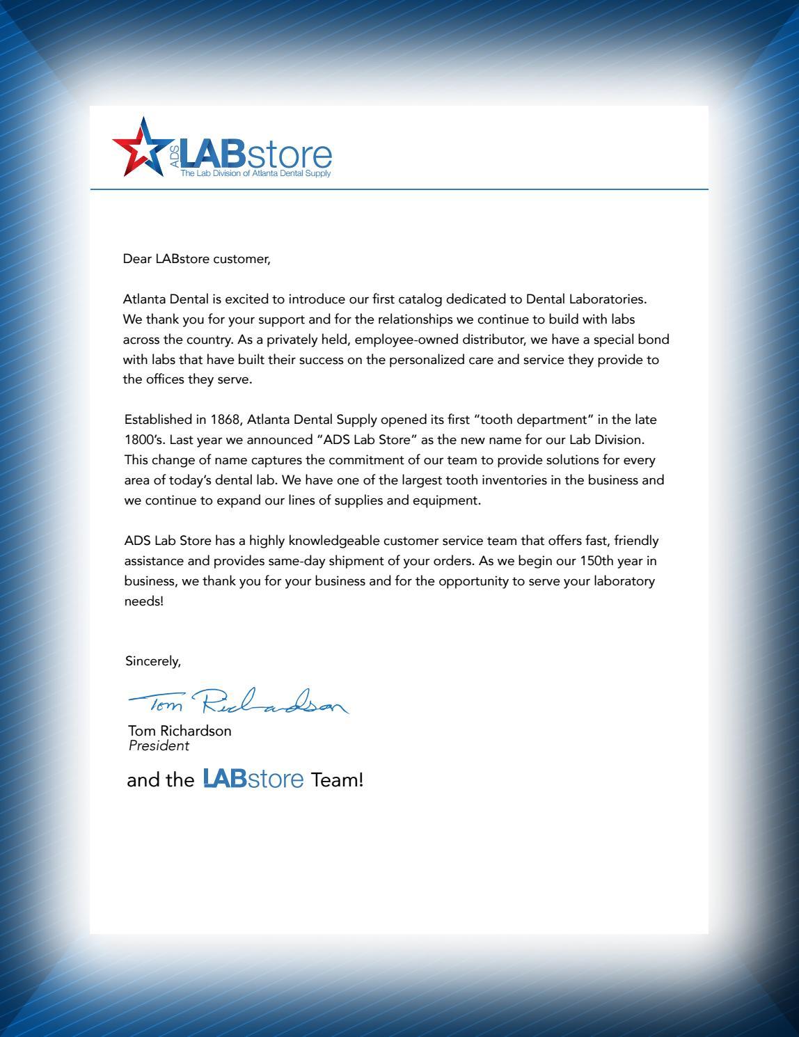 2018 ADS Lab Store Catalog by Atlanta Dental Supply - issuu