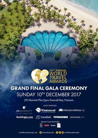 baa8fdb8a45fe GRAND FINAL GALA CEREMONY SUNDAY 10TH DECEMBER 2017 JW Marriott Phu Quoc  Emerald Bay