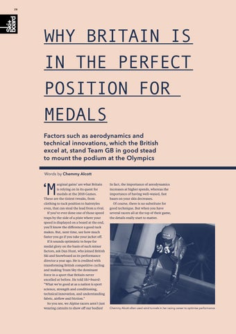 Page 28 of Why Britain Is In The Perfect Position For Medals