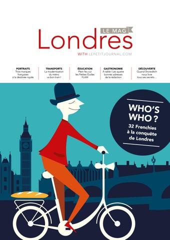 cycle datant de Londres