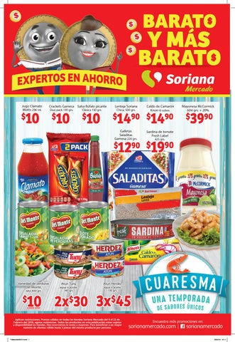 834e820977 Folleto Mercado 09 02 2018 by Tienda Soriana - issuu
