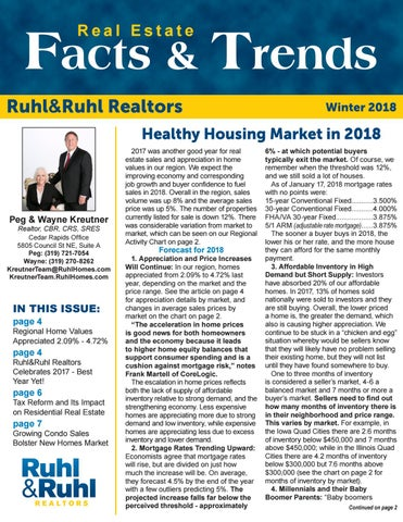 Kreutner Team Facts and Trends Winter 2018 by Ruhl Ruhl REALTORS - issuu a259cb9b5f7