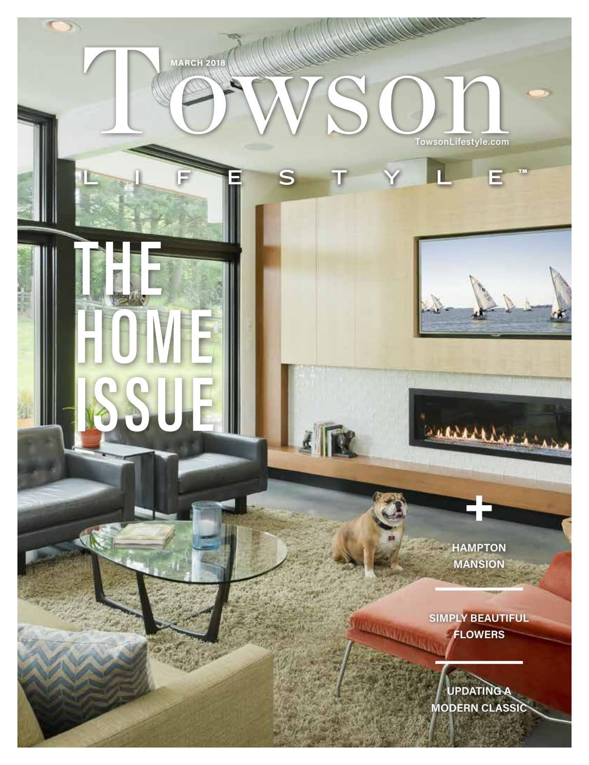 Towson Md March 2018 By Lifestyle Publications Issuu