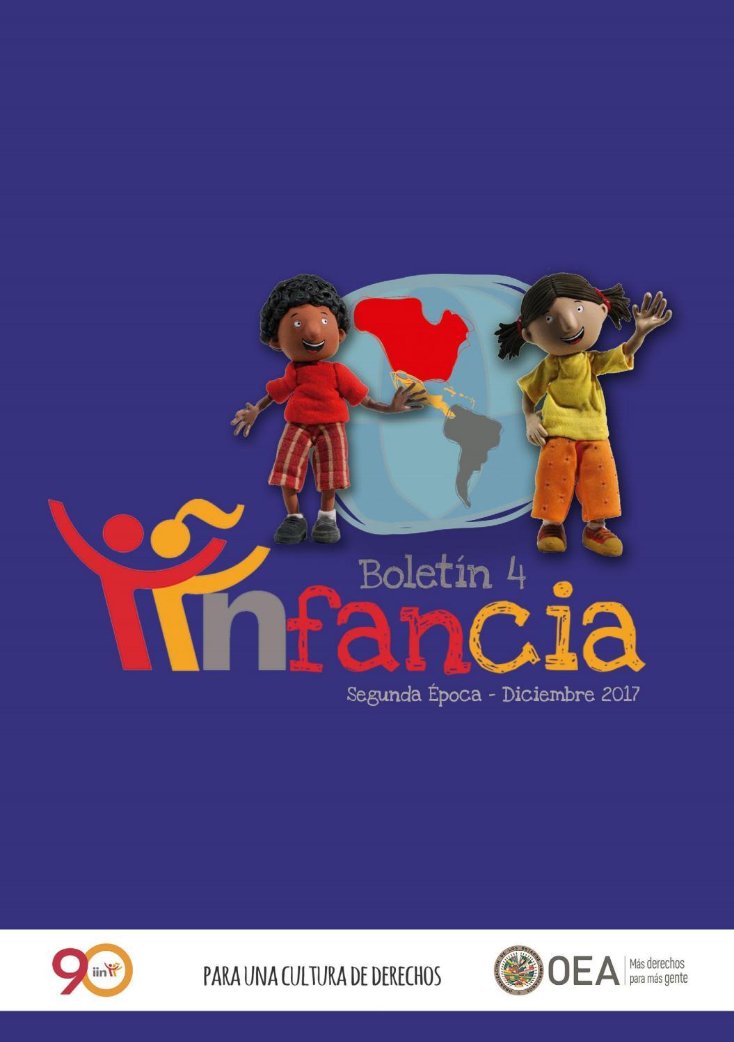 Boletín IINfancia Nº 4 by Instituto Interamericano del Niño, la Niña ...