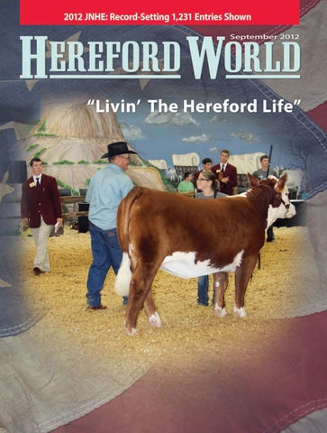 September 2015 Hereford World by American Hereford Association and Hereford  World - issuu