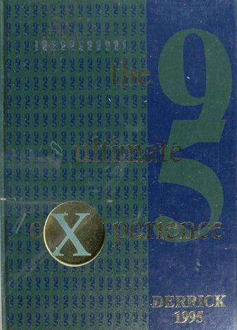 Burkburnett high school yearbook derrick 1995 by designworks group page 1 fandeluxe Choice Image