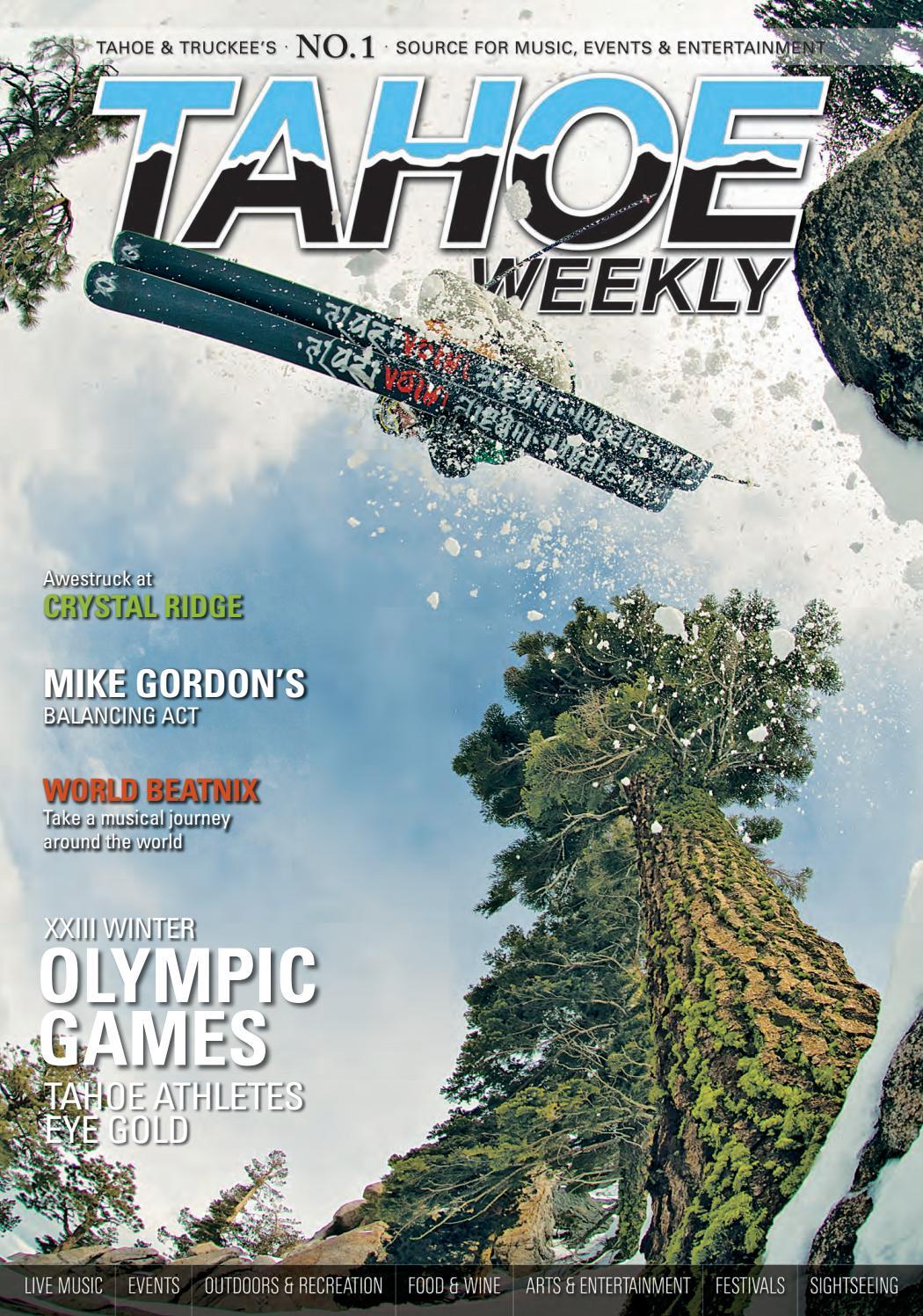 Feb  8-14, 2018 by Tahoe Weekly - issuu