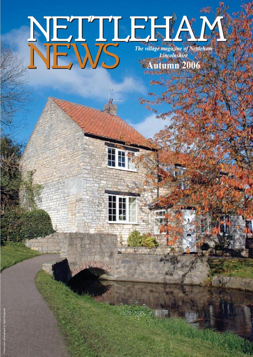 Nettleham News - 2006-03 - Autumn 2006 - Issue 95 by