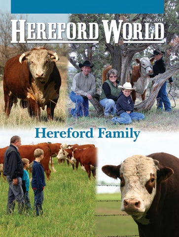 e2c15715579e July 2011 Hereford World by American Hereford Association and ...