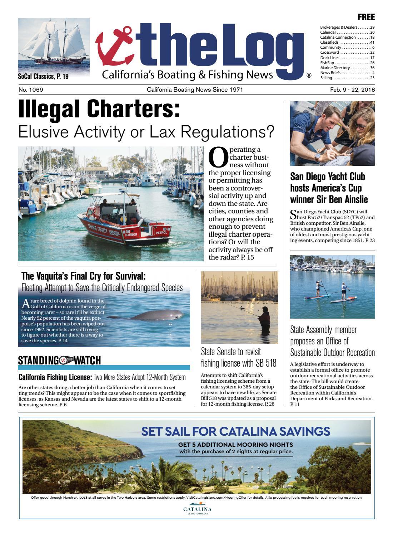 Feb  9-22, 2018 - The Log Newspaper by Duncan McIntosh Company - issuu