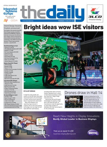 ISE Daily Thursday 08 February 2018 by Future PLC - issuu