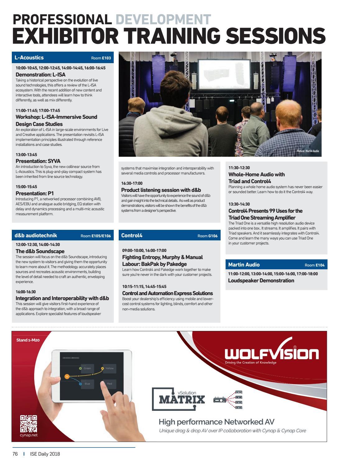 Ise daily thursday 08 february 2018 by future plc issuu publicscrutiny Choice Image