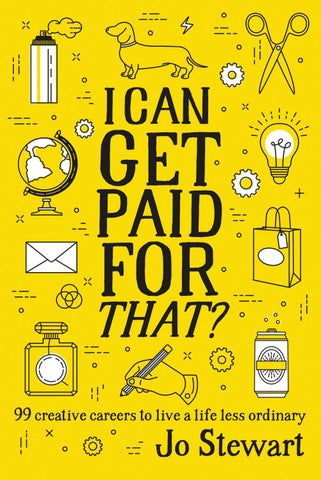 b2dd3733c I can get paid for that? by smithstreetbooks - issuu