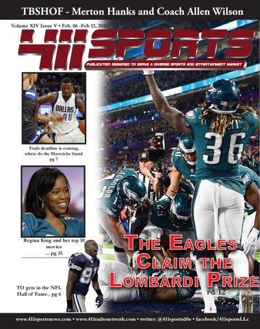 2039ff52f84 411 Sports Issue V 2018 by Cedric E Lyons - issuu