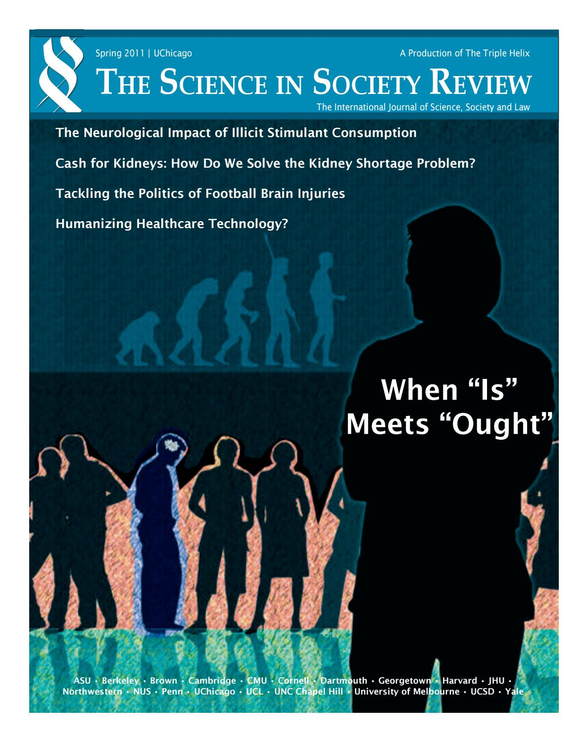 Science in Society Review - Spring 2011 by The Triple Helix