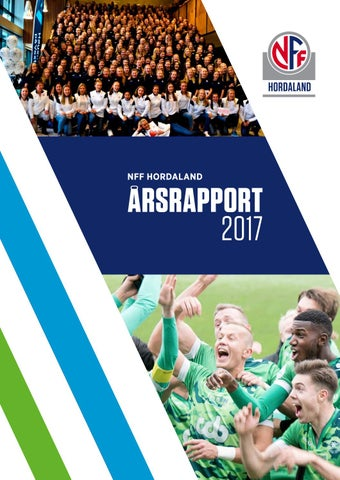 a60d73b49 NFF Hordaland Årsrapport 2017 by Bodoni - issuu